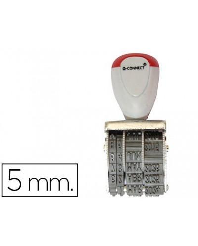 Fechador q connect con banda includi dia mes ano 5mm