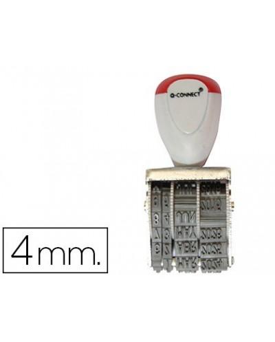 Fechador q connect con banda incluido dia mes ano 4mm