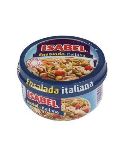 Ensalada italiana isabel racio n individual lista para comer no necesita frio 230g