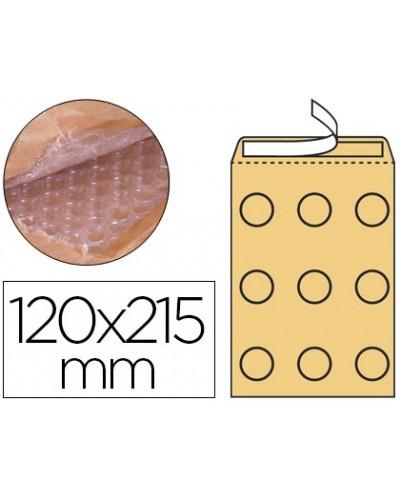 Sobre burbujas crema q connect b 00 120 x 215 mm caja de 100