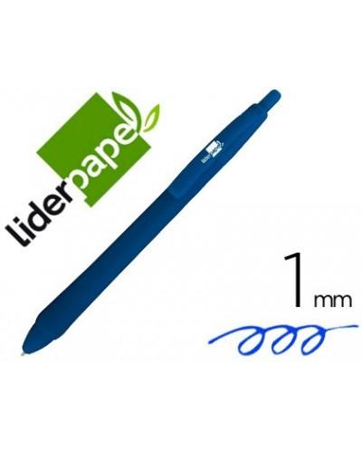 Boligrafo bic cristal punta fina verde