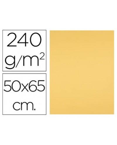 Carton ondulado liderpapel 50 x 70cm 320g m2 amarillo