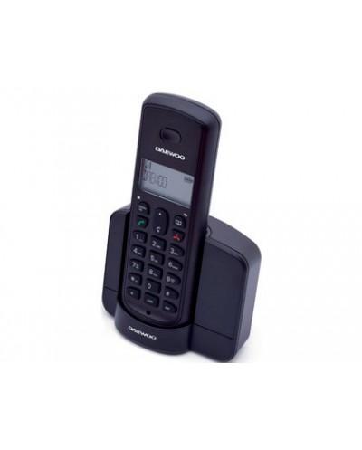 Telefono daewoo inalambrico dtd 1350b pantalla retroiluminada identificacion llamadas