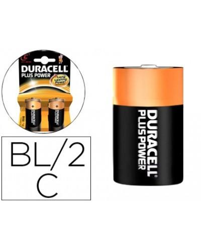Pila duracell recargable c blister de 2 unidades