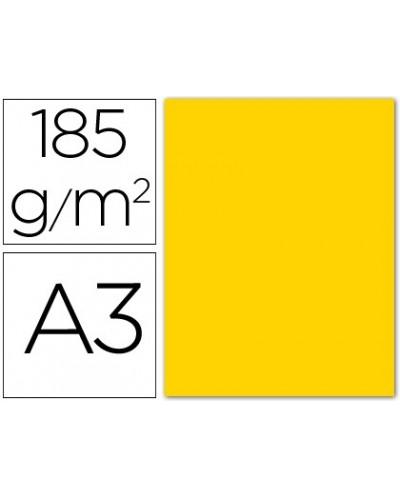 Subcarpeta liderpapel folio amarillo intenso 180g m2