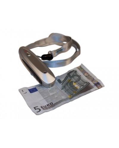 Detector q connect de billetes falsos de bolsillo