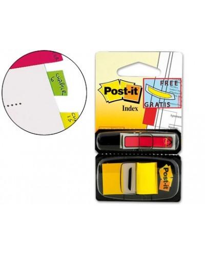 Banderitas separadoras 680 5p dispensador