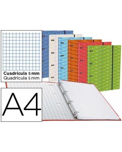 Archivador fast paperflow poliestireno 4 cajones para carpetas colg a4 modulo gris cajones gris 1308x437x435