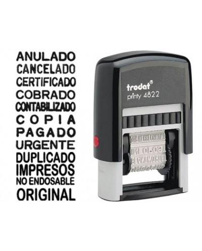 Sello multiformula framun 12 textos entintaje automatico4 mm printy 4822
