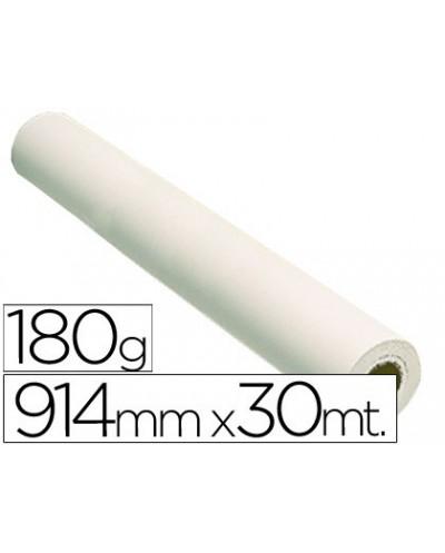 Papel reprografia glossy 180 grs para plotter papel fotografico brillo 914x30 mts 2880 dpi