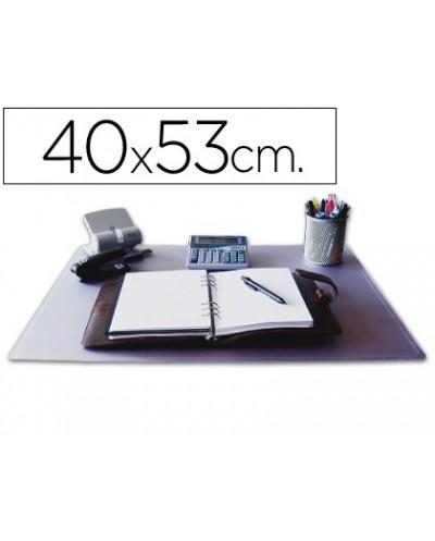 Carpeta dossier fastener plastico esselte folio negra