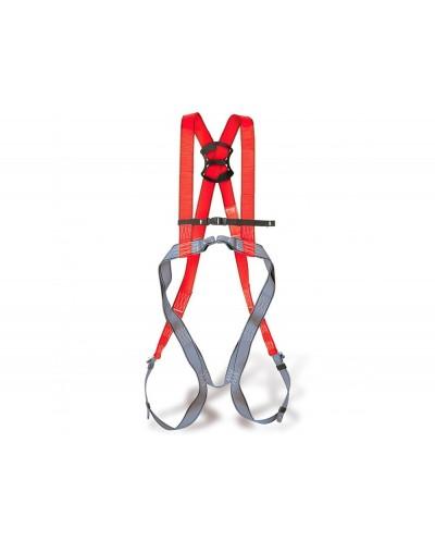 Arnes anticaidas faru dorsal y esternal basico con enganche cincha 45 mm