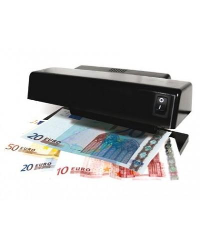Detector q connect de billetes euro falsos maquina