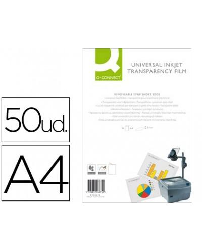 Transparencia q connect din a4 de alta calidad kf26074 para ink ket caja de 50
