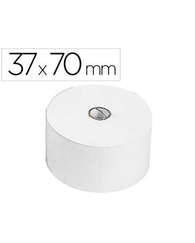 Rollo sumadora electro 37 mm ancho x 70 mm diametro sin bisfenol a