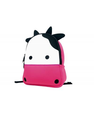 Cartera escolar liderpapel mochila infantil vaca 300x240x100 mm