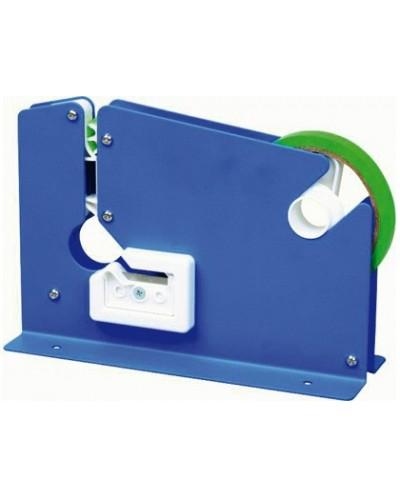 Maquina q connect cierra bolsa metalica pintada azul