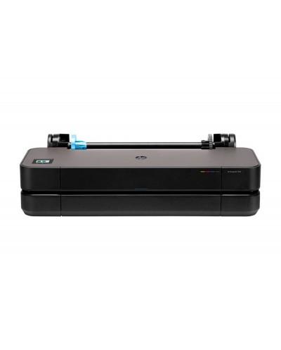 Impresora hp designjet t230 24 pulgadas 2400x1200 ppp tinta color 35 ppm 512 mb din a1