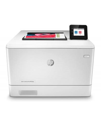 Impresora hp color laserjet pro m454dw 28 ppm usb wifi ethernet