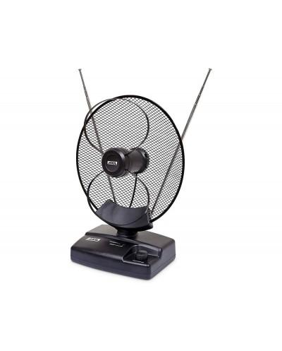 Antena engel axil an0256g5 interior electronica uhfvhf ganancia 36 db filtro lte 5g