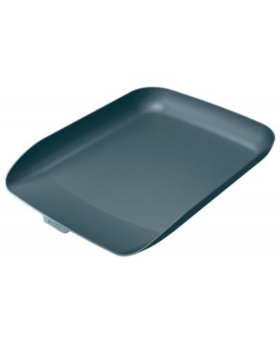 Bandeja sobremesa plastico leitz cosy gris