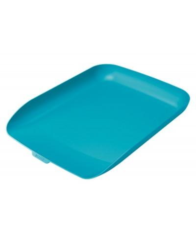 Bandeja sobremesa plastico leitz cosy azul