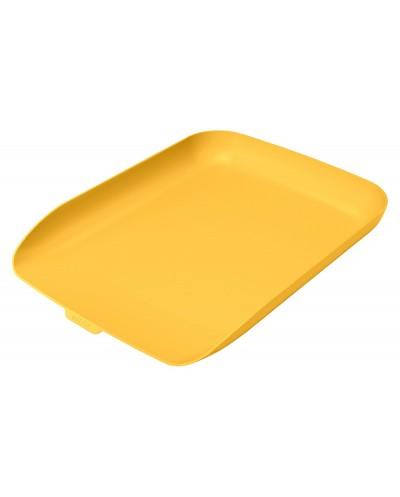 Bandeja sobremesa plastico leitz cosy amarillo