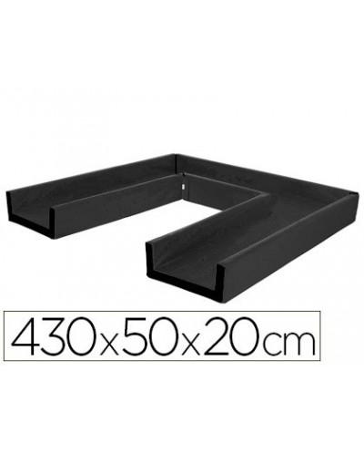 Circuito modular de gateo sumo didactic 430x50x20 cm negro