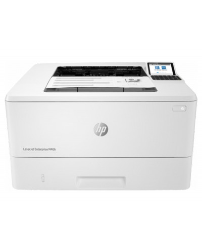 Impresora hp laserjet enterprise m406dn duplex red 40 ppm bandeja de entrada 100 hojas