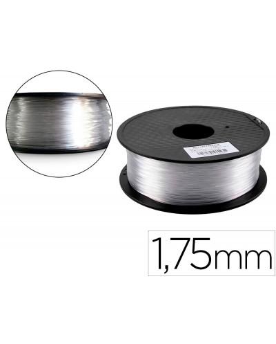 Filamento 3d colido petg 175 mm 1 kg transparente