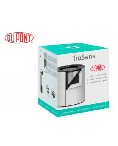 Filtro hepa leitz dupont para purificador de aire trusens z 3000