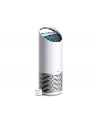 Purificador de aire leitz trusens z 3000 con filtro epa y luz ultravioleta 285x720x285 mm