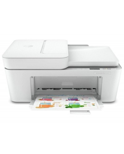 Equipo multifuncion hp deskjet plus 4120 aio color wifi a4 85 ppm copiadora escaner impresora tinta fax