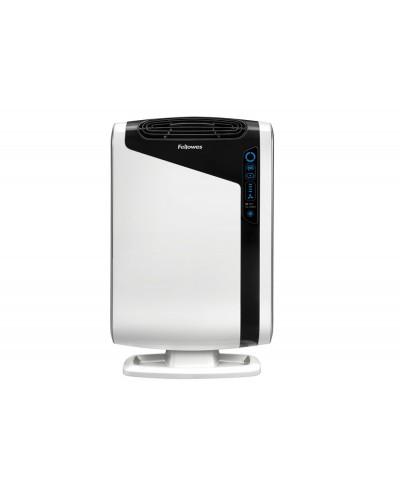 Purificador de aire fellowes aeramax dx95 rendimiento hasta 42 m2 filtro hepa carbono 400x207x640 mm