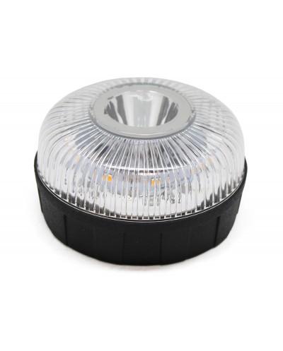 Luz emergencia cegasa homologada v16 con iman visible a 1 km 360 grados recargable tiempo de recarga