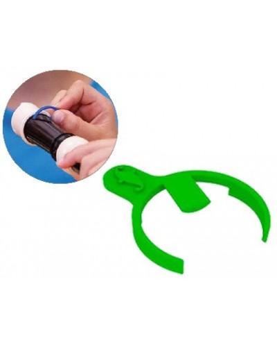 Protector facial transparente premium certificado ce
