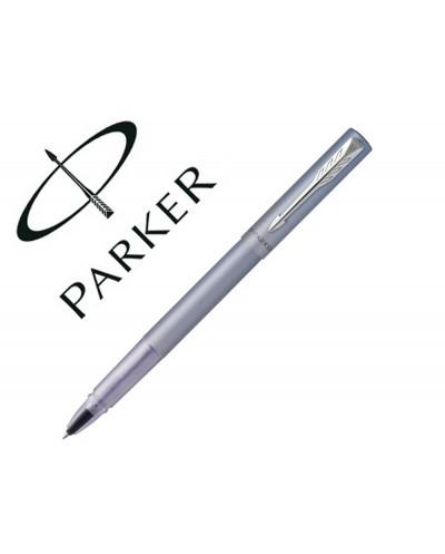 Roller parker vector xl silver blue punta fina