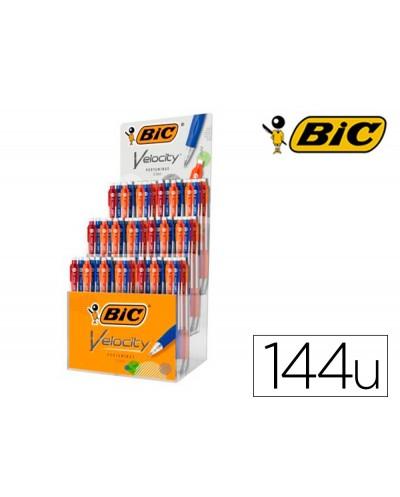 Rotulador bic marking permanente color pastel intensos metalicos expositor de 144 unidades