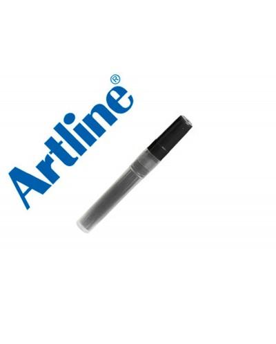 Recambio rotulador artline clix permanente ek 73 negro