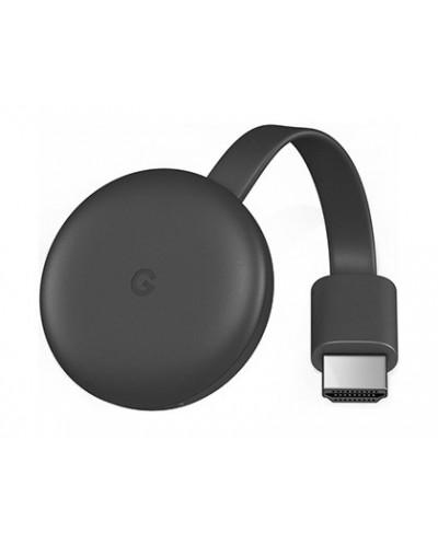 Reproductor multimedia digital google chromecast 3 full hd 1920x1080 pixeles hdmi wifi y micro usb color