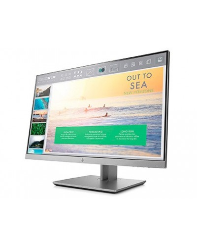 Monitor hp elite display e233 ips 23 led 1920x1080 full hd 5ms 16 9 hdmi vga usb color gris