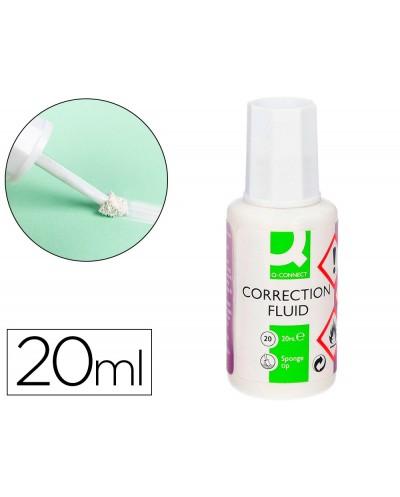 Corrector q connect aplicador espuma frasco 20 ml