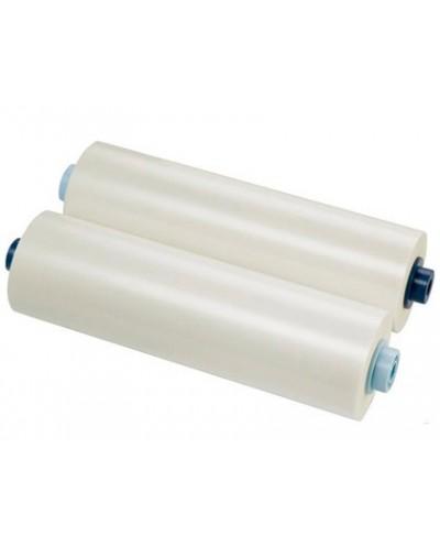 Repuesto para plastificadora gbc foton 30 rollo de 344 mt 125 micras