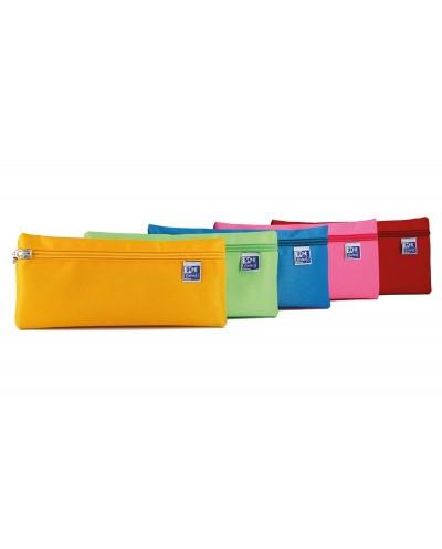 Portatodo escolar oxford portatodo kangoo kids plano grande colores surtidos 220x7x100 mm