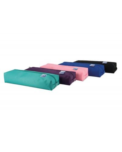 Bolso escolar oxford portatodo kangoo teens rectangular mediano colores surtidos 220x70x35 mm