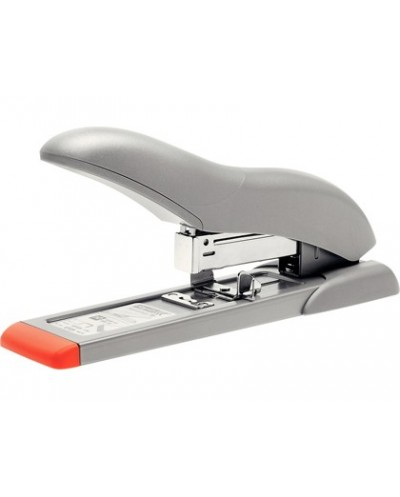 Grapadora rapid fashion hd70 plata naranja capacidad 70 hojas usa grapas 9 8 10 y 23 8 10