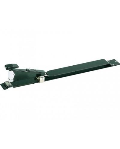 Grapadora rapid hd12 capacidad 40 hojas profundidad grapado 300 mm color negro usa grapas