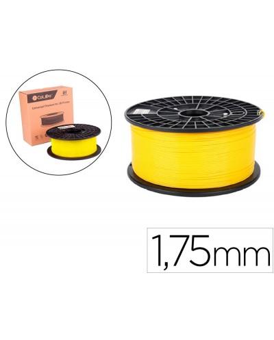 Filamento 3d colido abs premium 175 mm 1 kg amarillo