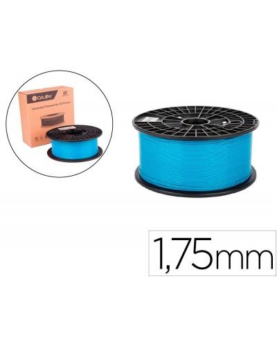 Filamento 3d colido abs premium 175 mm 1 kg azul