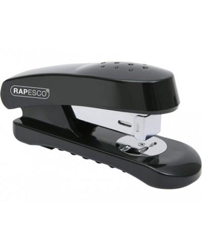 Grapadora rapesco snapper capacidad 20 hojas usa grapas 24 6 y 26 6 color negro